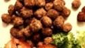 More pictures of Margaret's Keftedes (Greek Meatballs)