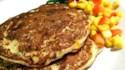 More pictures of Corn Potato Pancakes