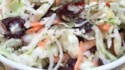 More pictures of Cranberry-Poppy Seed Coleslaw