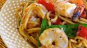 More pictures of Spicy Thai Shrimp Pasta