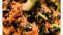 More pictures of Garlic Kale Quinoa