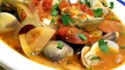More pictures of Portuguese Steamed Clams