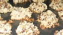 More pictures of Almond Chocolate Coconut Cookies I