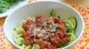 More pictures of Zucchini Spaghetti