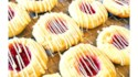 More pictures of White Chocolate Raspberry Thumbprint Cookies