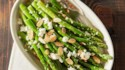 More pictures of Honey Almond Asparagus with Feta Cheese Course