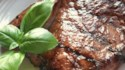 More pictures of Savory Garlic Marinated Steaks