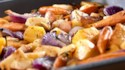 More pictures of Oven-Roasted Root Vegetables from Swanson®