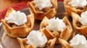 More pictures of PAM's Mini Apple Pies with Almond Crumble