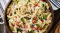 More pictures of Cold Pasta Primavera Salad from Hidden Valley®