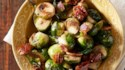 More pictures of Pancetta Brussels Sprouts with Caramelized Pecans