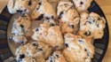 More pictures of Blueberry Scones