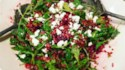 More pictures of Quinoa, Beet, and Arugula Salad