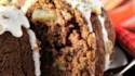 More pictures of Applesauce Rum-Raisin Cake