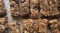 More pictures of Gingerbread Granola Bars
