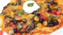More pictures of Veggie Pizzadillas