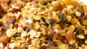 More pictures of Maple Pecan Granola with Dried Fruit