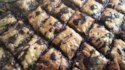 More pictures of Chocolate Baklava