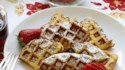More pictures of Easy French Toast Waffles
