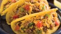 More pictures of Mexican Rice & Beef Tacos