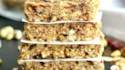 More pictures of Grain-Free Date and Nut Bars