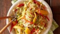 More pictures of Mango Slaw with Roasted Garlic Lime Dressing