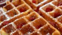 More pictures of Candied SPAM® Waffles