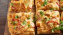 More pictures of Shareable Thai Chicken Flatbread