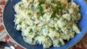 More pictures of Potato and Mustard Greens Salad