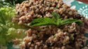 More pictures of Thai Larb Salad