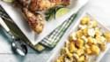 More pictures of Cilantro Margarita Chicken