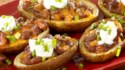 More pictures of Super Loaded Chili Potato Skins