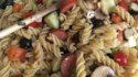 More pictures of Greek Pasta Salad I