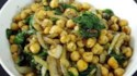 More pictures of Spinach with Chickpeas and Fresh Dill