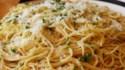 More pictures of Spaghetti Aglio e Olio