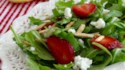 More pictures of Arugula and Strawberry Salad with Feta Cheese