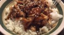 More pictures of Pressure Cooker Teriyaki Chicken