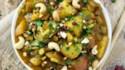 More pictures of Sri Lankan Potato & Cashew Curry