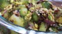 More pictures of Caramelized Brussels Sprouts with Pistachios