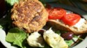 More pictures of Vegetarian Faux Chicken Patties