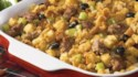 More pictures of Italian Sausage Stuffing