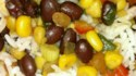 More pictures of Black Bean and Corn Salad I