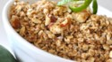 More pictures of Honey-Lime Granola with Almonds
