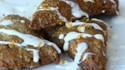 More pictures of Gingerbread Scones with Lemon Breakfast Cream