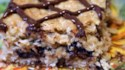 More pictures of Oatmeal Cookie Bars