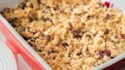 More pictures of Cranberry Crisp