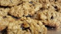 More pictures of Oatmeal Raisin Cookies IX