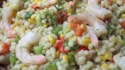 More pictures of Barley, Shrimp, and Corn Salad
