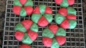 More pictures of Melt-Away Peppermint Wreaths