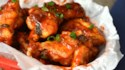 More pictures of Sweet and Spicy BBQ Chicken Wings